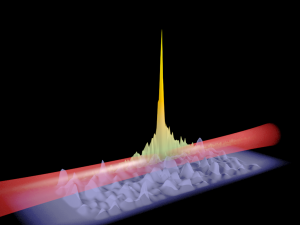 Anderson localization of an expanding Bose-Einstein condensate in a disordered potential