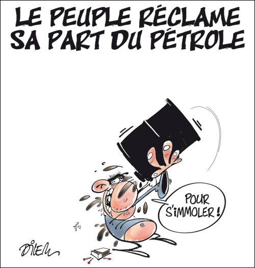 Dilem Petrole Peuple