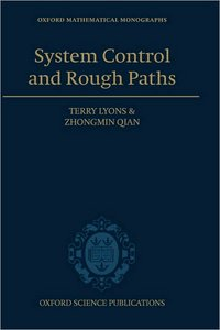 System Control and Rough Paths book cover