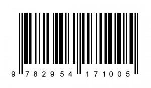ISBN dans un EAN 13 9782954171005