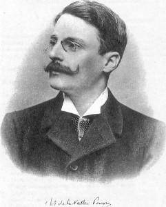 Charles Jean de la Vallée-Poussin