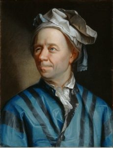 Leonhard Euler, the great master