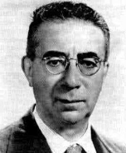 Ernst David Hellinger (1883 - 1950)