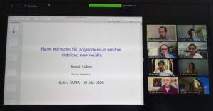 Online RMTA 2020