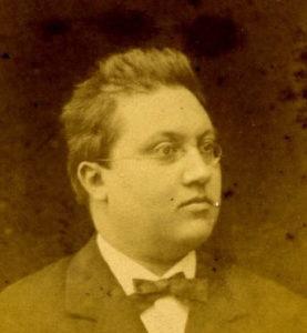Leopold Gegenbauer (1849 - 1903)